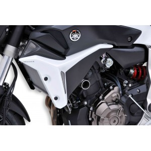 Ermax radiator scoops MT07 / FZ07 2014/2015