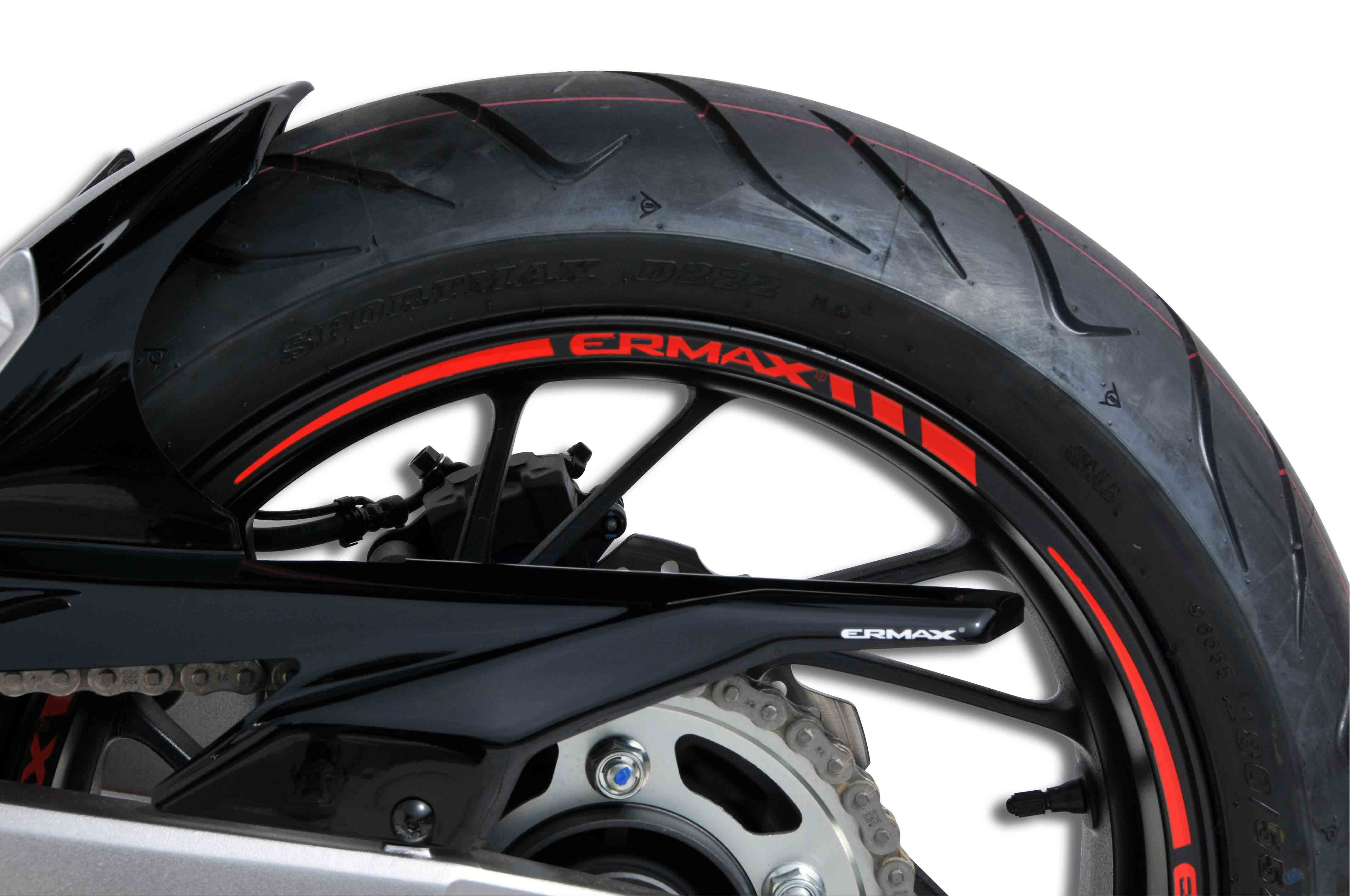 Ducati Tire And Wheel Protection