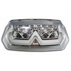 Tail light with LED