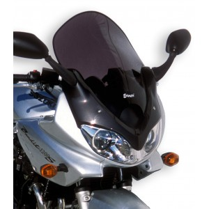 Ermax : Bulle haute protection Bandit 2000/2005 Bulle haute +10 cm Ermax GSF 600 BANDIT 2000/2004 SUZUKI EQUIPEMENT MOTOS