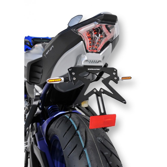 Ermax undertray MT07/FZ07 2014/2017