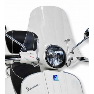 Pare-brise Sportivo Parabrisas Sportivo ® Ermax VESPA GTS 125/250/300 VESPA SCOOT EQUIPO DE SCOOTER