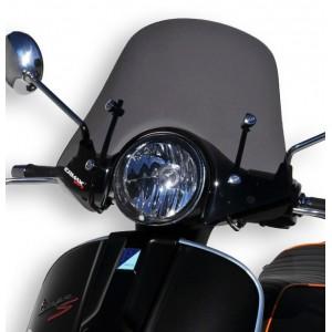 Pare-brise Mini Sportivo Vespa GTS 125/250/300 Pare-brise Mini Sportivo ® Ermax VESPA GTS 125/250/300 VESPA SCOOT EQUIPEMENT SCOOTERS