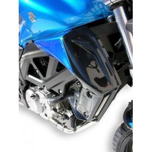Radiator scoop Escopas de radiador Ermax SV650N 2003/2015 SUZUKI EQUIPO DE MOTO