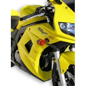 Low fairing Carenagem lateral Ermax SV650S 2003/2016 SUZUKI EQUIPAMENTO DE MOTOS