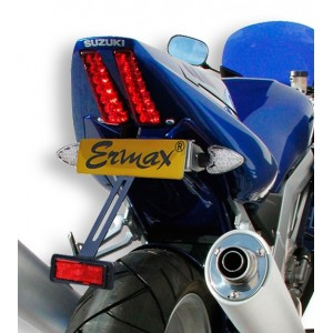 Ermax undertray SV 650 N/S 2003/2011 Undertray Ermax SV 650 S 2003/2016 SUZUKI MOTORCYCLES EQUIPMENT