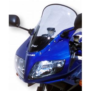 Flip up screen Bolha proteção máxima Ermax SV650S 2003/2016 SUZUKI EQUIPAMENTO DE MOTOS
