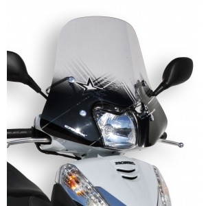 Sportivo windshield