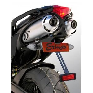 Plate holder Suporte de placa Ermax FZ6N / FZ6 S2 2004/2010 YAMAHA EQUIPAMENTO DE MOTOS