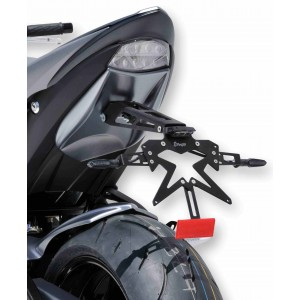 Ermax plate holder GSX S 1000 Undertray Ermax GSX-S 1000 / GSX-S 1000 F 2015/2019 SUZUKI MOTORCYCLES EQUIPMENT