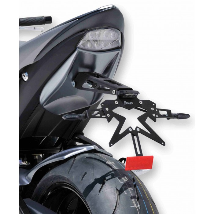 Ermax plate holder GSX S 1000