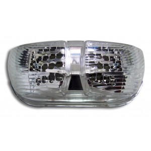 Feu arrière à LED Luz posterior de LED Ermax FZ1 FAZER 2006/2015 YAMAHA EQUIPO DE MOTO