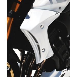Ecopes de radiateur Tampa de ventilação radiador Ermax FZ8 / FZ8 FAZER 2010/2017 YAMAHA EQUIPAMENTO DE MOTOS