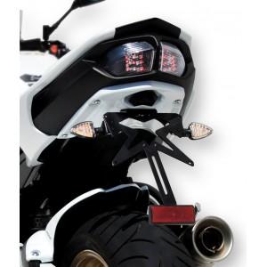 Plate holder Suporte de placa Ermax FZ8 / FZ8 FAZER 2010/2017 YAMAHA EQUIPAMENTO DE MOTOS