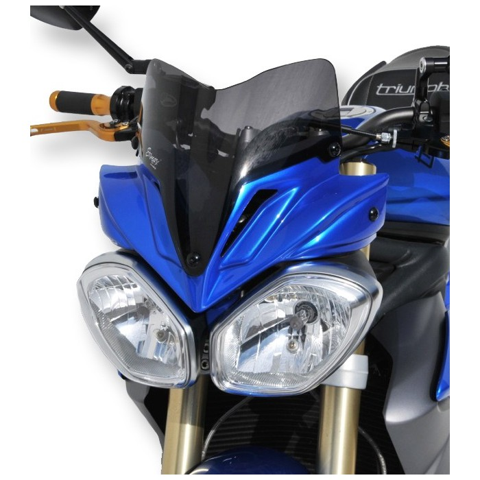 Ermax nose fairing 675 Street Triple / R 2013/2015