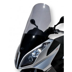 Ermax flip up windshield for Dink Sreet/Downtown 2009/2015 Flip up windshield Ermax DINK STREET 125/200/300 2009/2019 KYMCO SCOOT SCOOTERS EQUIPMENT