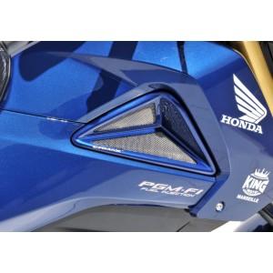 Ermax scoops MSX 125 (GROM) 2013/2015  Scoops Ermax MSX 125 (GROM) 2013/2016 HONDA MOTORCYCLES EQUIPMENT