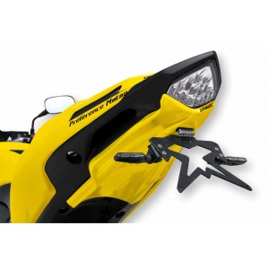 Ermax plate holder CB 600 F Hornet 2011/2013  Plate holder Ermax CB 600 F HORNET 2011/2013 HONDA MOTORCYCLES EQUIPMENT