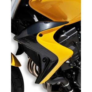 Ermax radiator scoops CB 600 F Hornet 2011/2013 Radiator scoops Ermax CB 600 F HORNET 2011/2013 HONDA MOTORCYCLES EQUIPMENT