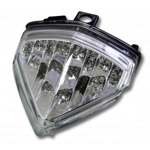 Feu arrière à LED Farol traseiro em LED Ermax CB 600 F HORNET 2011/2013 HONDA EQUIPAMENTO DE MOTOS