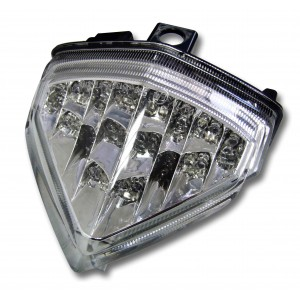 Rear tail light with LED CB 600 F Hornet 2011/2013