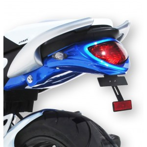 Ermax undertray SVF 650 Gladius 2009/2015 Undertray Ermax SVF GLADIUS 2009/2015 SUZUKI MOTORCYCLES EQUIPMENT