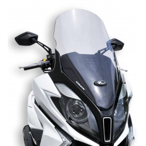 Ermax high windshield Downtown 125I / 350I ABS High windshield Ermax DOWNTOWN 125 I / 350 I ABS 2015/2020 KYMCO SCOOT SCOOTERS EQUIPMENT