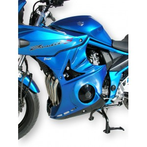 Ermax low fairings Bandit S 650 2005/2006 Low fairings 2005/2006 Ermax GSF 650 BANDIT N/S 2005/2008 SUZUKI MOTORCYCLES EQUIPMENT
