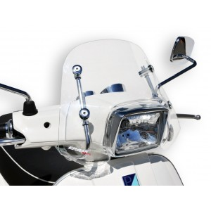 Piccolo windshield Parabrisas Piccolo ® Ermax VESPA S 50/125 VESPA SCOOT EQUIPO DE SCOOTER