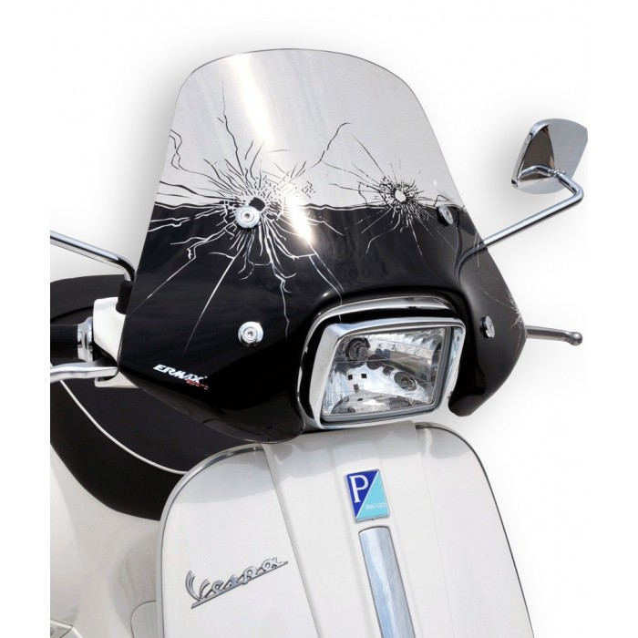 Mini Sportivo windshield
