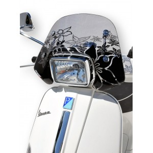 Ermax Piccolo ® windshield Vespa S 50/125 2010/2015