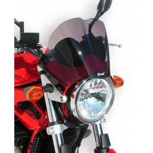 Ermax nose screen Bandit 650 N 2005/2008 Nose screen Ermax GSF 650 BANDIT N/S 2005/2008 SUZUKI MOTORCYCLES EQUIPMENT