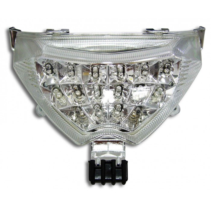 Rear tail light with LED GSF 1250 Bandit N/S 2007/2009