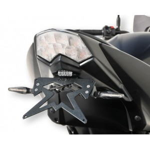 Support de plaque Ermax Z 750 R 2011/2012 Support de plaque Ermax Z 750 R 2011/2012 KAWASAKI EQUIPEMENT MOTOS