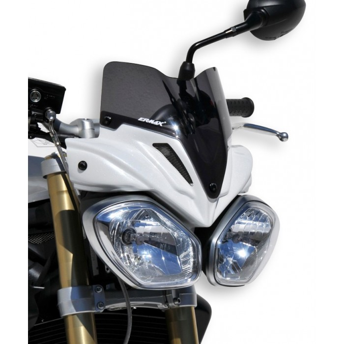 Ermax nose fairing 675 Street Triple / R 2012