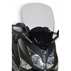 Pare-brise haute protection Ermax Joymax / GTS EFI 2013/2015 Pare-brise haute protection Ermax JOYMAX / GTS EFI 125I/300I 2013/2017 SYM SCOOT EQUIPEMENT SCOOTERS