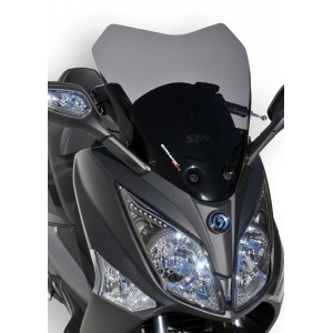 Ermax sport windshield Joymax / GTS EFI 125I/300I  Sport windshield Ermax JOYMAX / GTS EFI 125I/300I 2013/2017 SYM SCOOT SCOOTERS EQUIPMENT