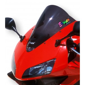 Aeromax ® screen CBR 600 RR 2003/2004 Aeromax® screen 2003/2004 Ermax CBR600RR 2003/2006 HONDA MOTORCYCLES EQUIPMENT