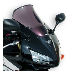 Ermax flip up screen CBR 600 RR 2005/2006 High screen 2005/2006 Ermax CBR600RR 2003/2006 HONDA MOTORCYCLES EQUIPMENT