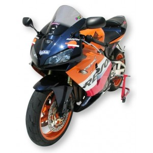 Aeromax ® screen CBR 600 RR 2005/2006 Aeromax® screen 2005/2006 Ermax CBR600RR 2003/2006 HONDA MOTORCYCLES EQUIPMENT