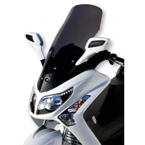 Sport windshield Para-brisa proteção máxima Ermax GTS EVO 125/250/300 2009/2012 SYM SCOOT EQUIPAMENTO DE SCOOTERS