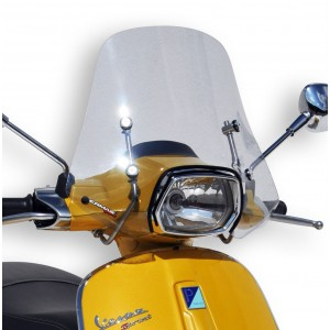 Mini Sportivo - Pare-brise Vespa Sprint 50/125/150  Pare-brise Mini Sportivo ® Ermax VESPA SPRINT 50/125/150 VESPA SCOOT EQUIPEMENT SCOOTERS