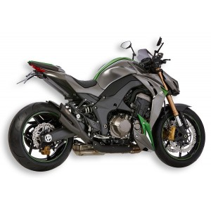 Exhaust Z1000 2014/2020 Exhaust Hurric Pro 2  Z1000 2014/2020 KAWASAKI MOTORCYCLES EQUIPMENT
