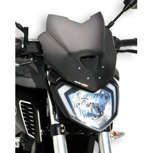Ermax sport nose screen MT 125 2014/2018 Sport nose screen Ermax MT-125 2014/2019 YAMAHA MOTORCYCLES EQUIPMENT