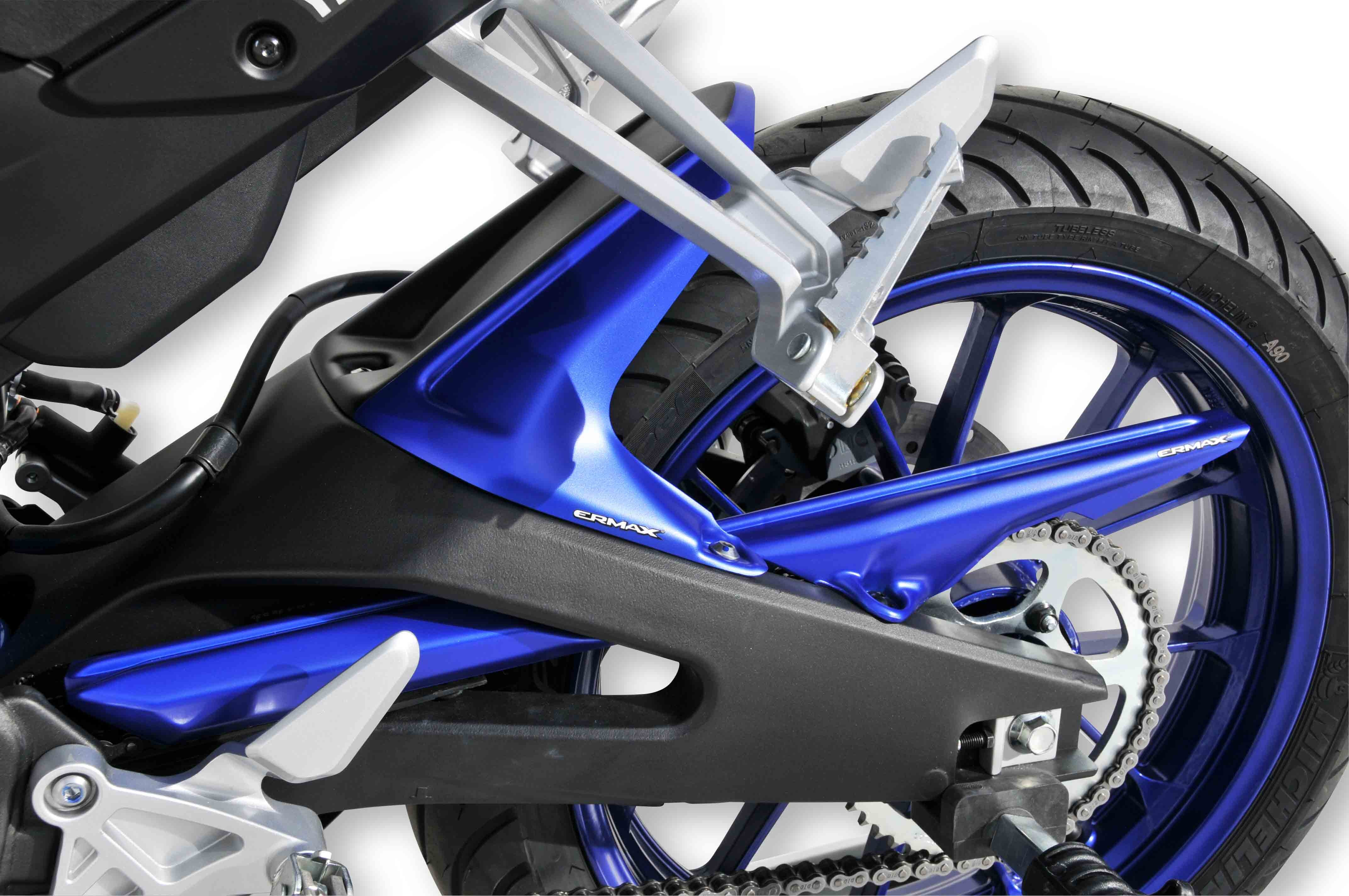 wholesale sales arrives great fit Accessoires Ermax pour Yamaha MT 125 2014/2019