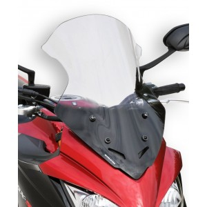 Ermax flip up screen GSX-S 1000 F 2015/2016 High screen Ermax GSX-S 1000 / GSX-S 1000 F 2015/2019 SUZUKI MOTORCYCLES EQUIPMENT