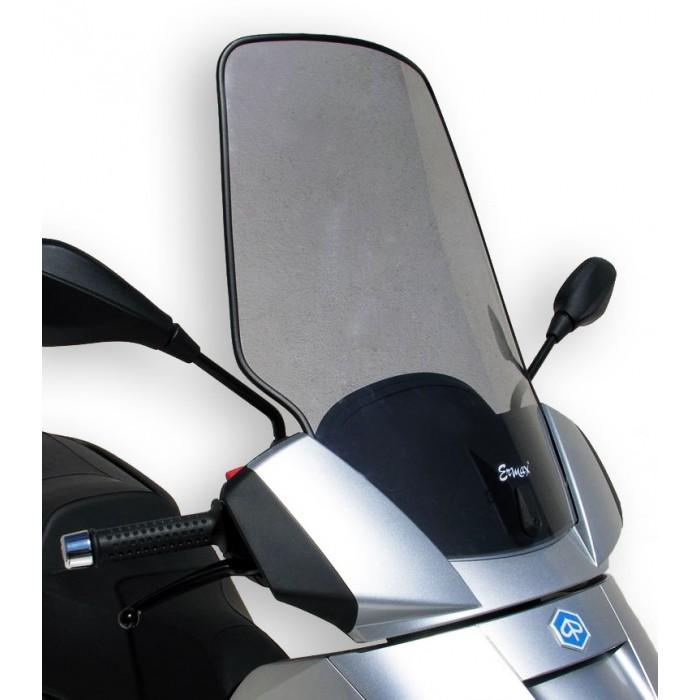 High windshield X7