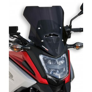 Ermax sport screen NC 750 X 2016/2018 Sport screen Ermax NC 750 X 2016/2019 HONDA MOTORCYCLES EQUIPMENT