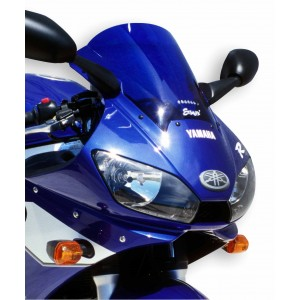 Aeromax screen YZF-R6 1999/2002 Aeromax ® screen Ermax YZF R6 1999/2002 YAMAHA MOTORCYCLES EQUIPMENT