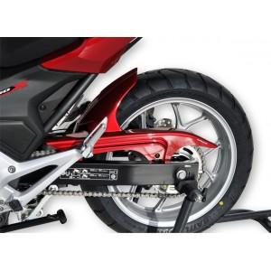 Ermax : guardabarro trasero NC 750 X 2016/2020 Guardabarros trasero Ermax NC 750 X 2016/2020 HONDA EQUIPO DE MOTO